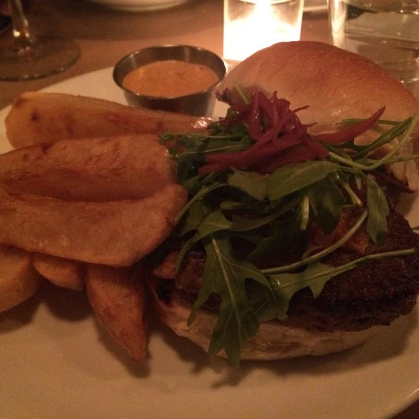 Kangaroo Burger at Burke and Wills