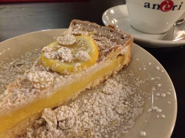 Dessert at Sottocasa in Harlem