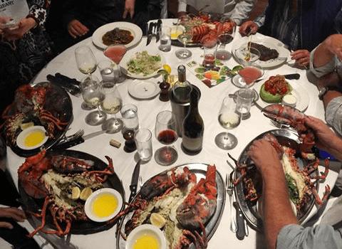 Juan Carlos Coppel - Food