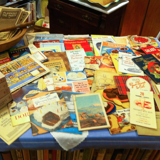 Bonnie Slotnick Cookbooks