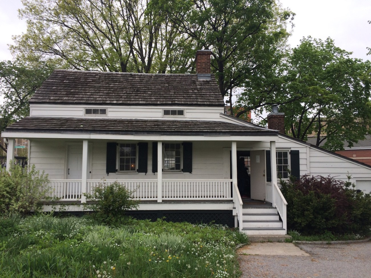 The Edgar Allen Poe Cottage