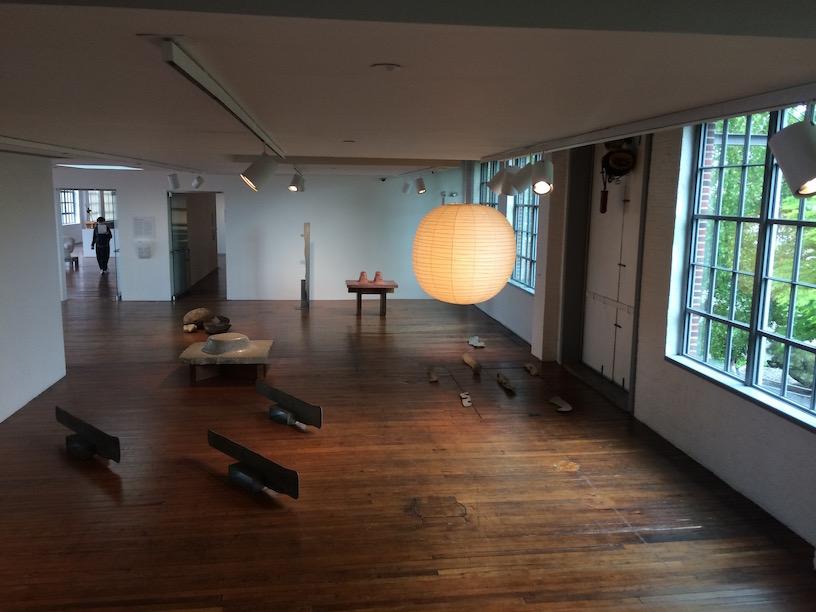 The Noguchi Museum in Long Island City Queens