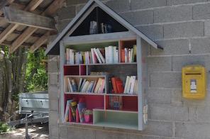 Alpine Book Sharing