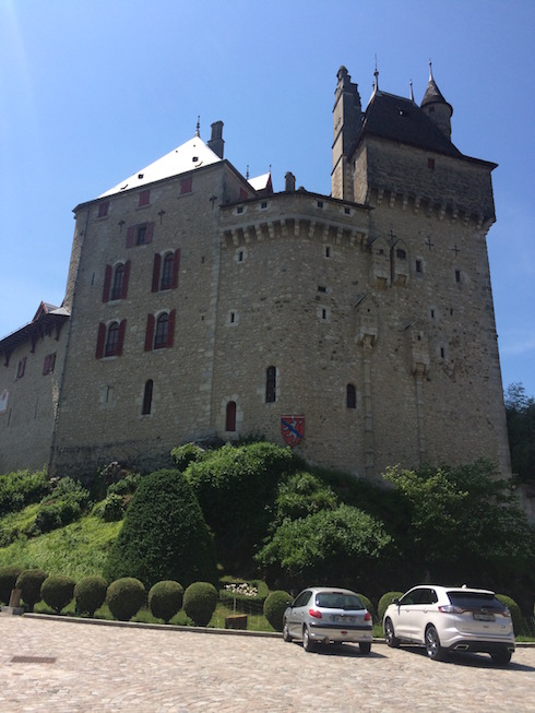 Château de Menthon-Saint-Bernard