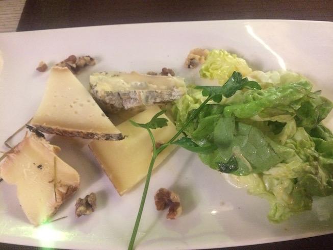 Savoie Region Cheese Plate