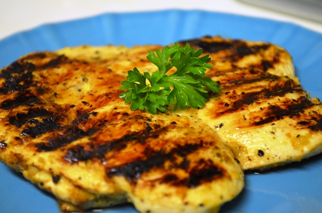 Grenada Pepper and Citrus Grilled Chicken