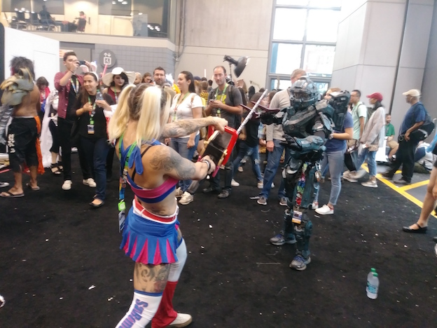 Cos Play at the New York Comic Con