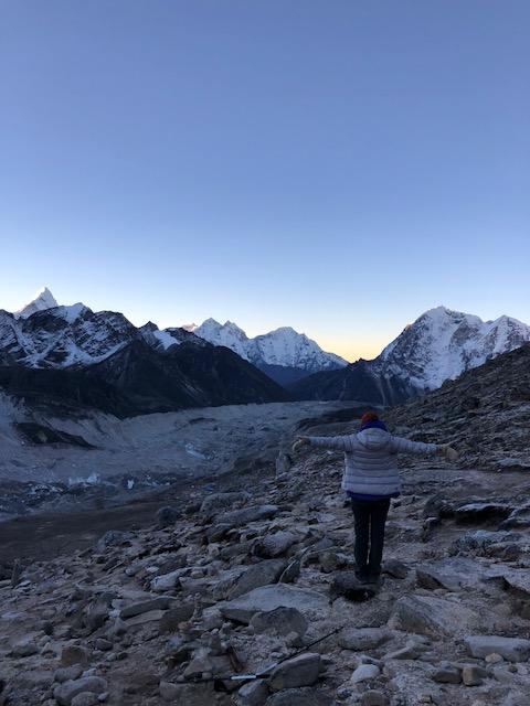 Calm in Nepal