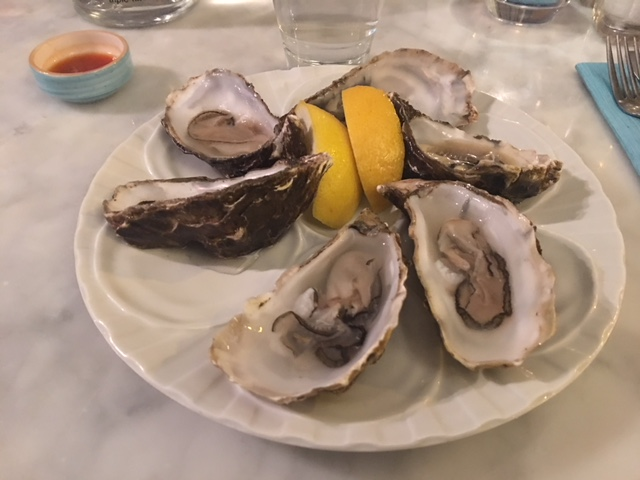 Local Cork Oysters