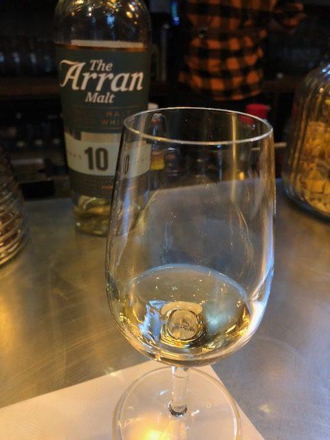 Scotch Tasting Arran Malt 10 Year Old