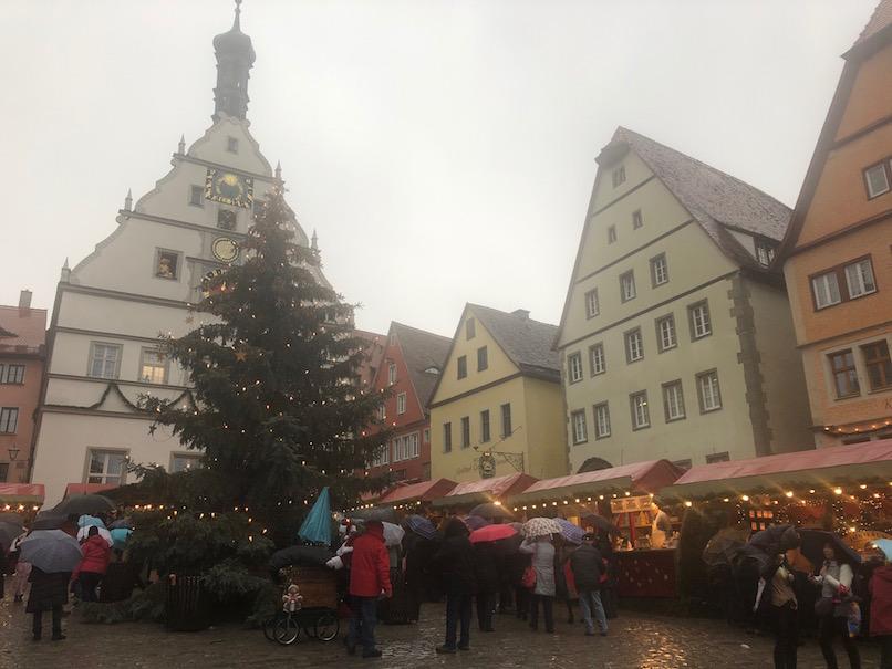 Rothenburg ob der Tauber Christmas Market