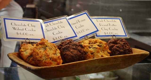Levain Bakery Cookie Selection