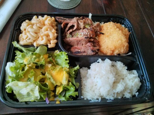 Seafood BBQ Combo