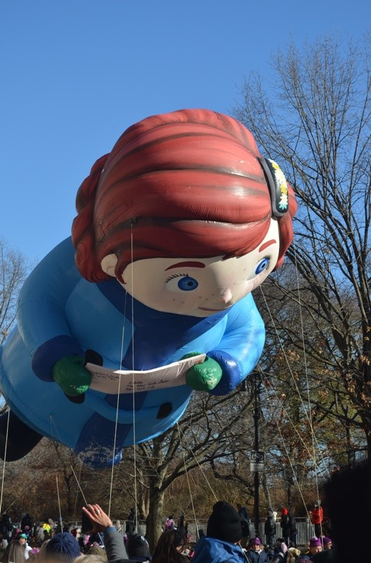 Macy's Thanksgiving Day Parade 6