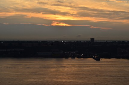 Sunset Over NYC