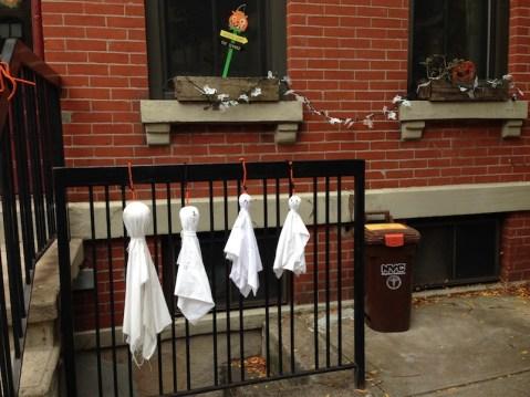 Four Ghosts Haunting Brooklyn