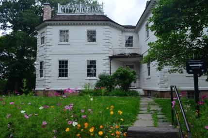 Historic Morris-Jumel Mansion in Upper Manhattan