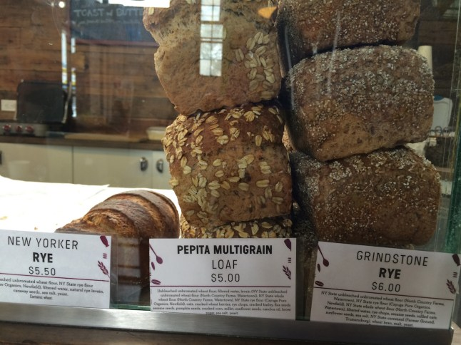 Loaves of Bread at La Marqueta