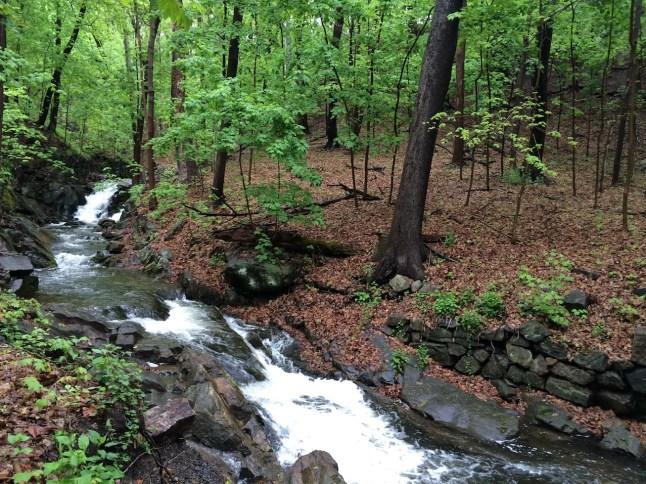 River in Cold Spring New York