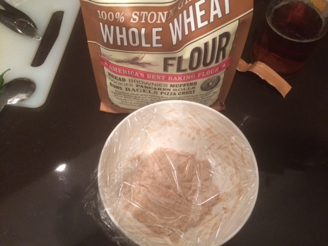 Making Sourdough Bread in a NYC Apartment