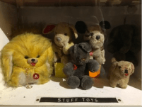 Stuffed Toys at Little Toy Museum in Singapore