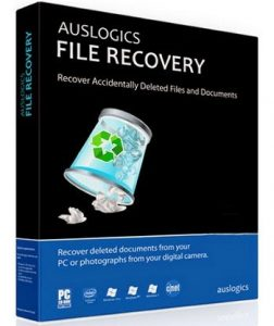 Auslogics File Recovery 8.0.21.0 Crack License Key Free Download