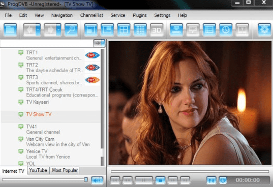 ProgDVB 7.26.4 Crack With Serial Key [Professional] Free Download