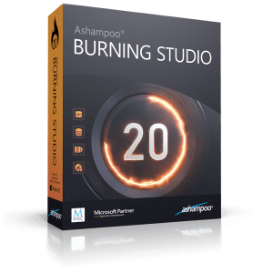 Ashampoo Burning Studio 20.0.2 Crack With Patch Free Download