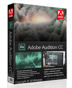 Adobe Audition CC 2018 Build 12.0.1.34 Crack With License Key
