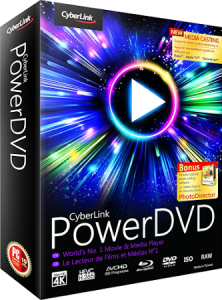 CyberLink PowerDVD 18.0.2307.62 Crack With License Key