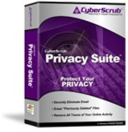 CyberScrub Privacy Suite 6.0.1.337 Crack With Registration Key