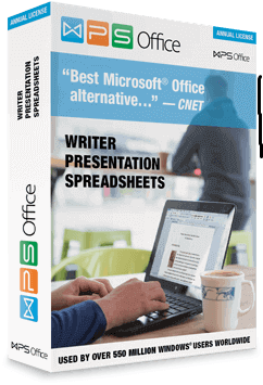 WPS Office 2019 Premium Full Crack With License Key Free Download