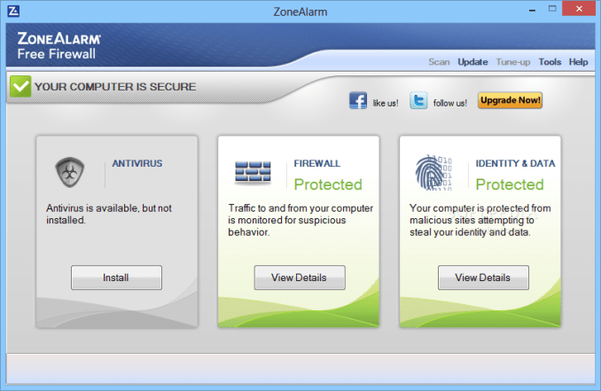 ZoneAlarm Free 2019 15.4.260.17960 License Key With Crack Download