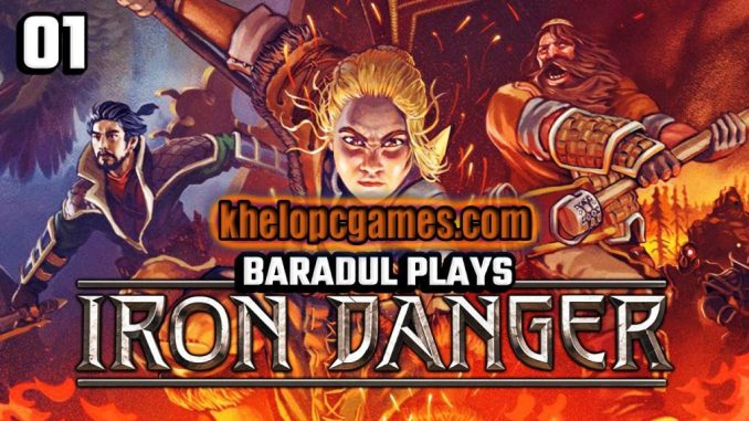 Iron Danger PLAZA 2020 Pc Game Free Download