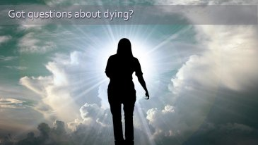 questions about dying