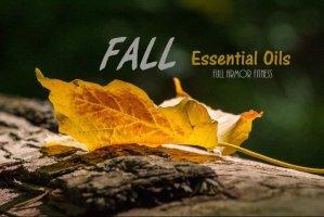 Fall & Thanksgiving Essential Oil Aromas