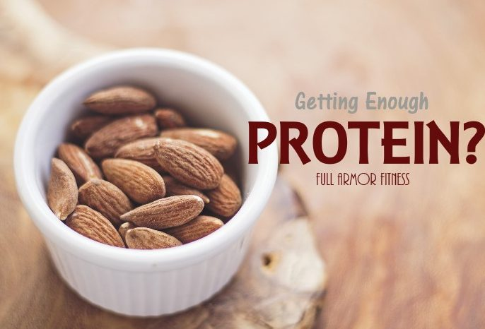 6 Signs You Need More Protein