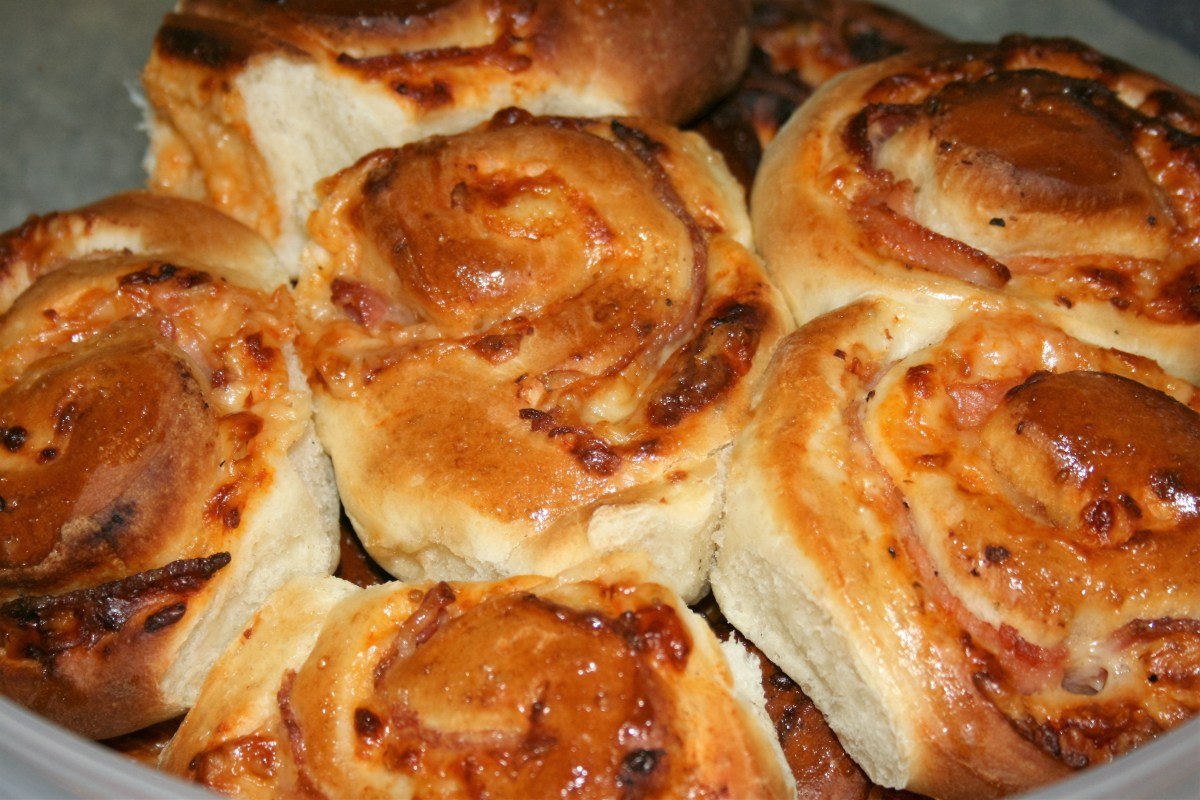 Paul Hollywood's Breakfast Rolls