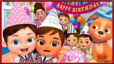 Children's Favorites Happy Birthday Song Mp3 Download