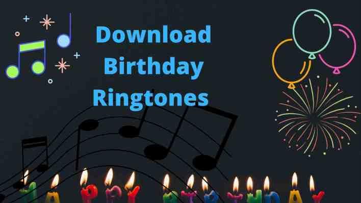 Happy Birthday Ringtone Mp3 Download