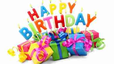 Happy Birthday Song In English mp3 download images