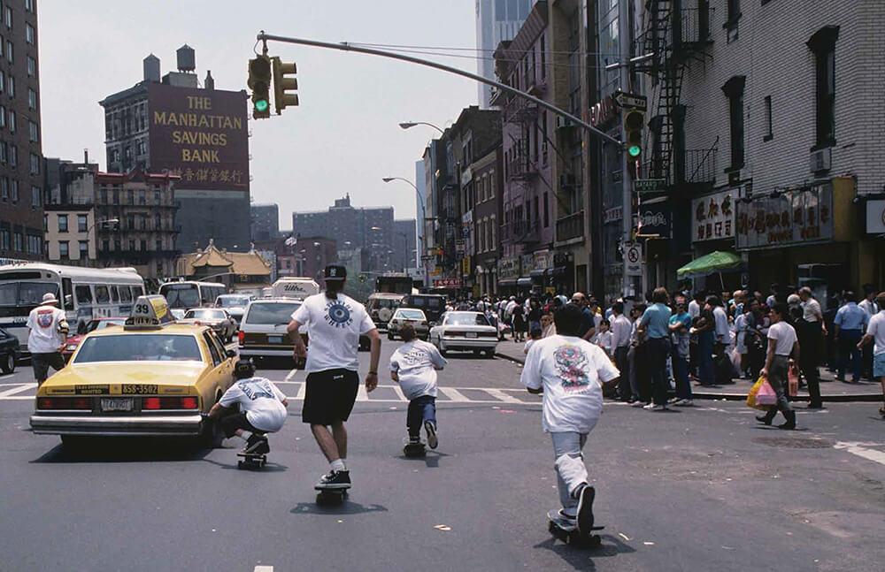 New York City Skateboard Photography