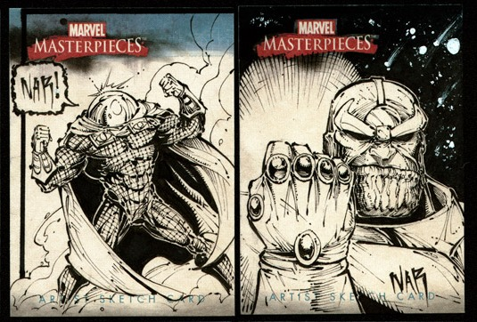 marvel_sketch_cards_bw_ste_6_by_narcomics