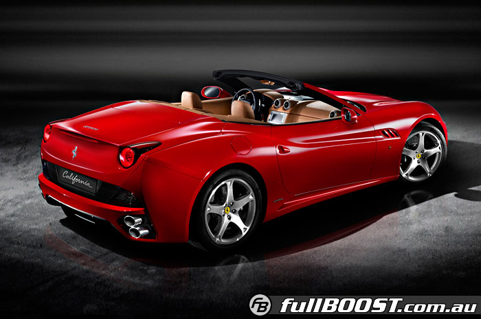 Ferrari Reveals The California