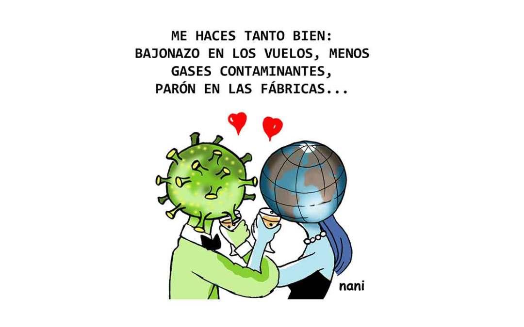 Amo El Coronavirus