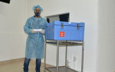 Preparado el sitio donde se almacenarán las vacunas contra la covid – 19