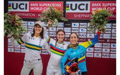 UCI confirma a Colombia como sede de la Copa Mundo Supercross de BMX