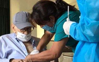 El primer día de vacunación contra el Covid-19 se aplicaron 553 vacunas en la cuidad de Cali