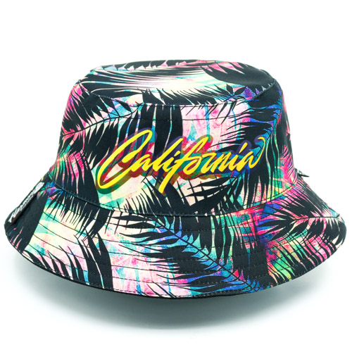 California Pink Bucket