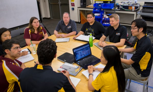 Engineering Education Systems And Design Program Sets Goals